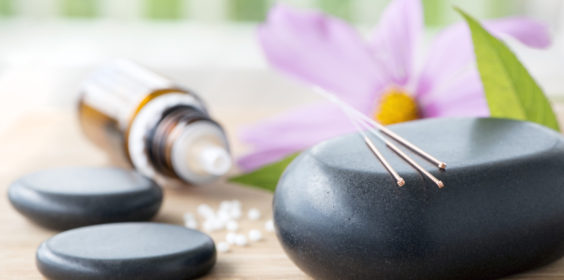 Akupunktur, Homöopathie, Massage